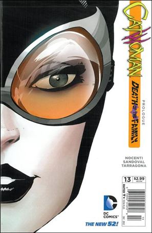 Catwoman (2011) 13-B