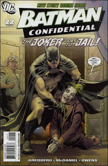 Batman Confidential 22-A by DC
