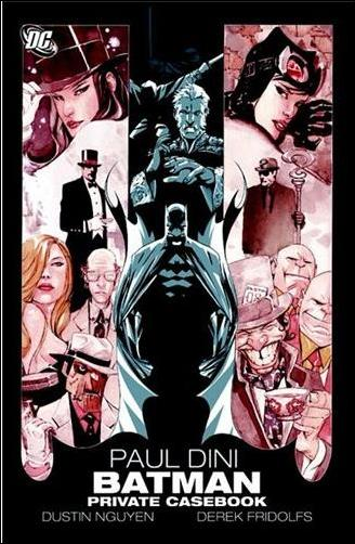 Batman: Private Casebook 1-A by DC