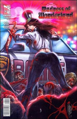 Grimm Fairy Tales: Madness of Wonderland 4-A