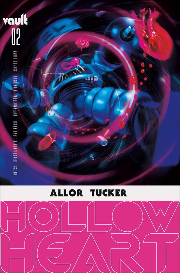 Hollow Heart 2-A by Vault Comics