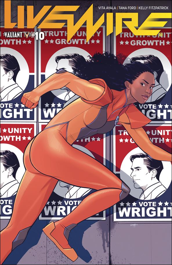 Livewire 10-A by Valiant Entertainment