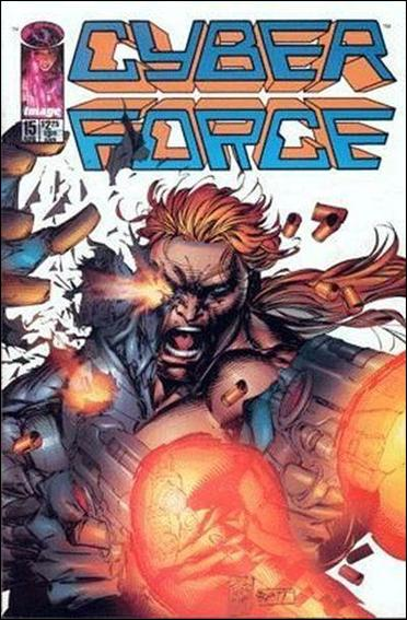 Cyberforce (1993) 15-A by Image