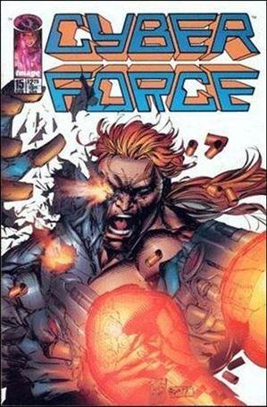 Cyberforce (1993) 15-A