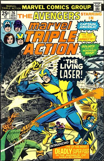 Marvel Triple Action (1972) 26-A by Marvel