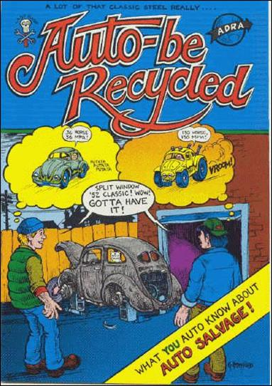Auto-be Recycled 1-A by Last Gasp