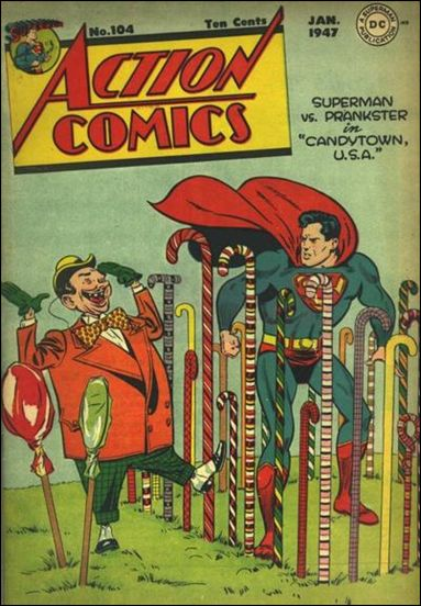 Action Comics (1938) 104-A by DC