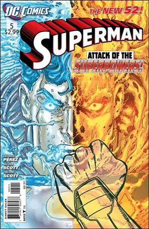 Superman (2011) 5-A