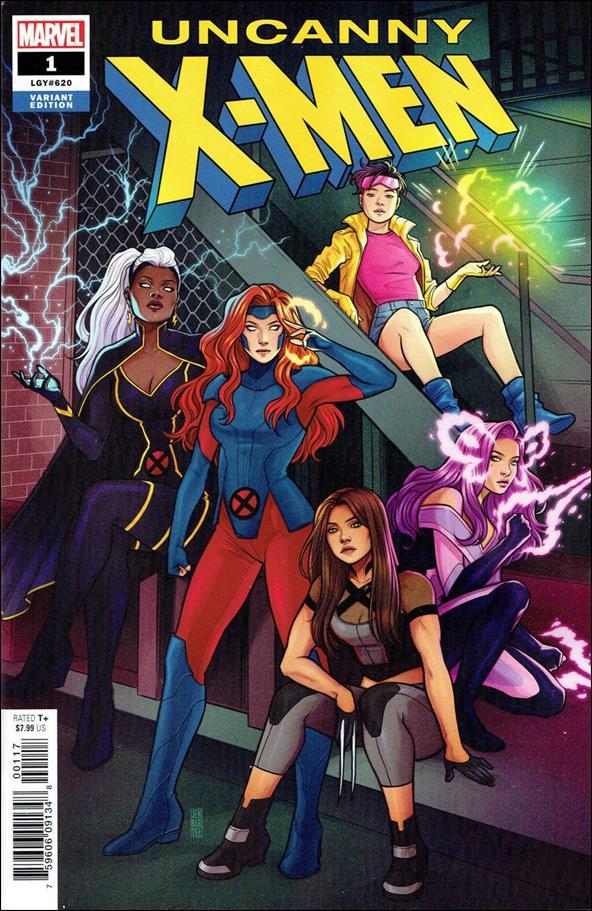 Uncanny X-Men (2019) 1-P by Marvel