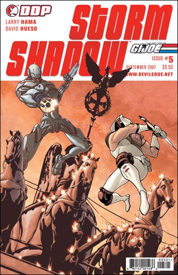 Storm Shadow 5-A by Devil's Due