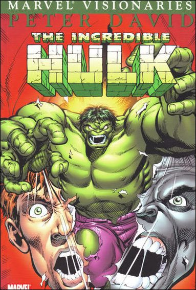 Hulk Visionaries: Peter David 5-A by Marvel