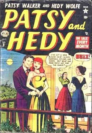 Patsy and Hedy 8-A