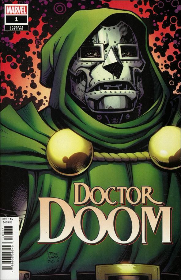 Doctor Doom 1-E by Marvel