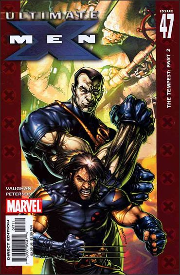 Ultimate X-Men (2000) 47-A by Marvel