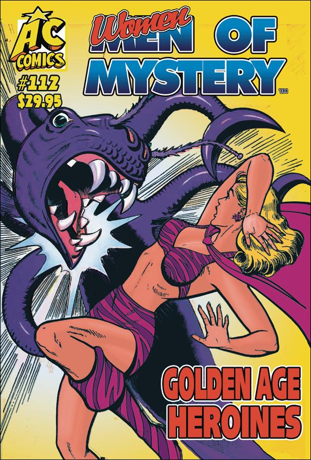 Men of Mystery 113-A by AC
