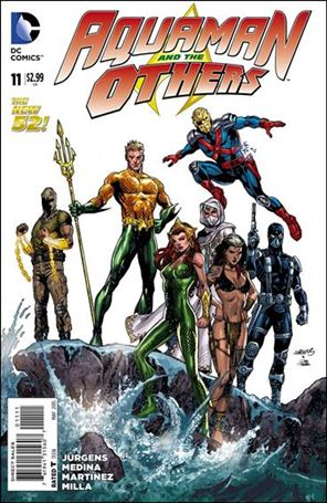 Aquaman and the Others 11-A