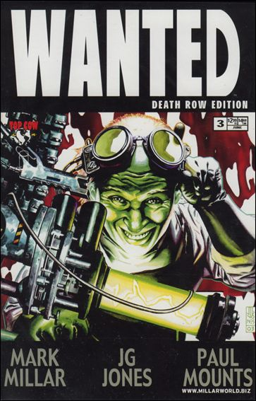 Wanted (2003) 3-B by Top Cow