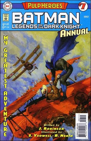 Batman: Legends of the Dark Knight Annual 7-A by DC