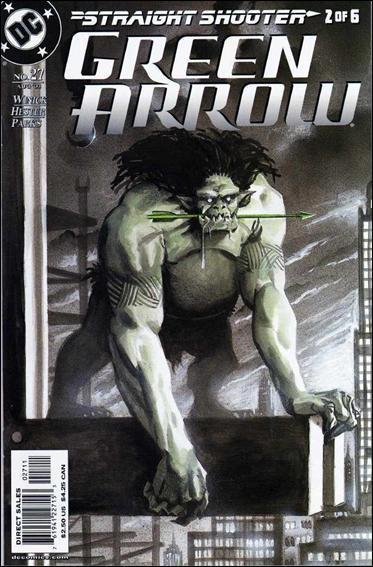 Green Arrow (2001) 27-A by DC