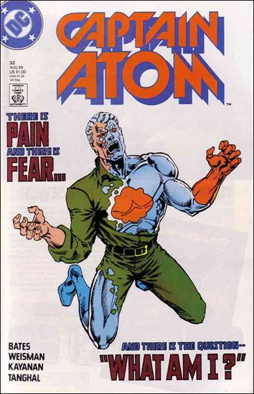 Captain Atom (1987) 32-A by DC