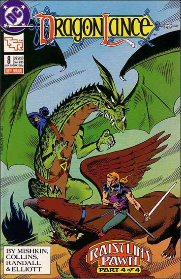 Dragonlance 8-A by DC