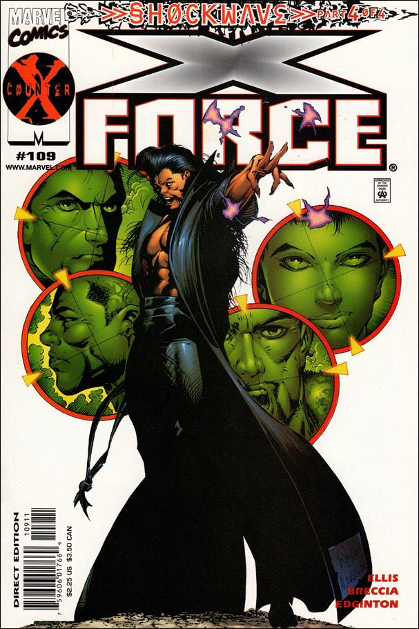 X-Force (1991) 109-A by Marvel