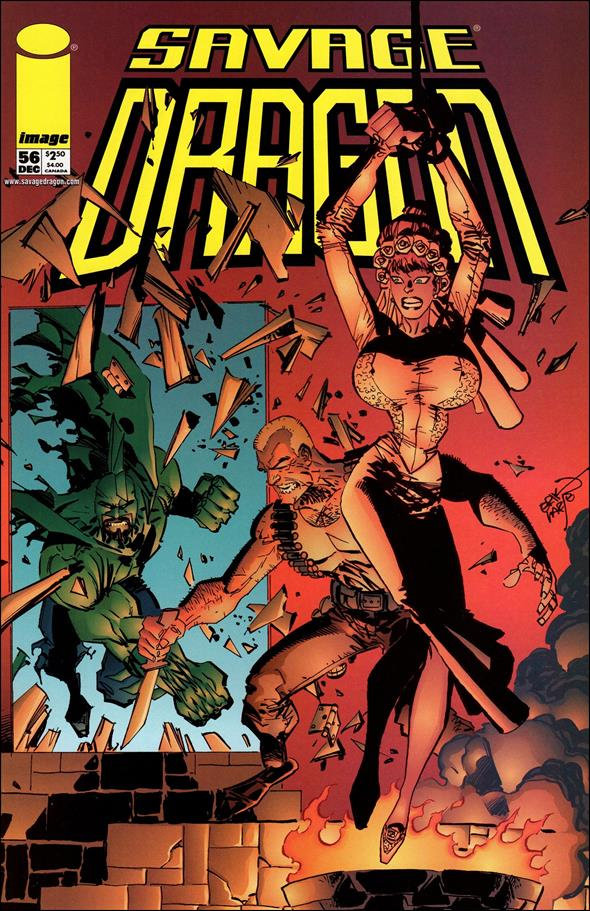 Savage Dragon (1993) 56-A by Image