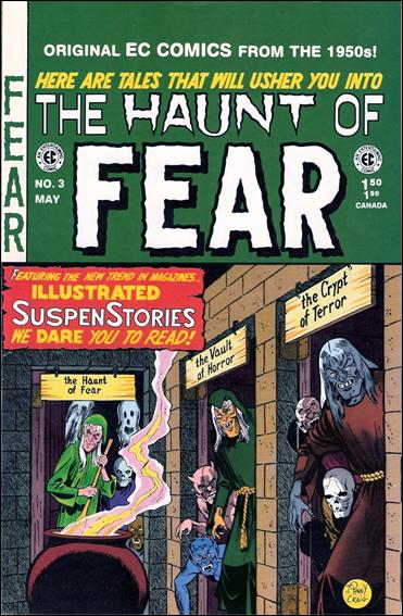Haunt of Fear (1992) 3-A by RCP