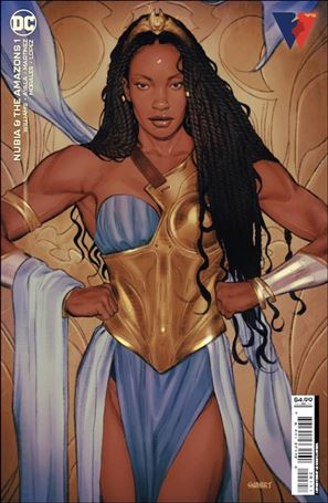 Nubia and the Amazons 1-C
