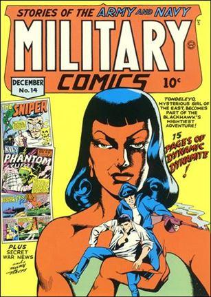 Military Comics 14-A