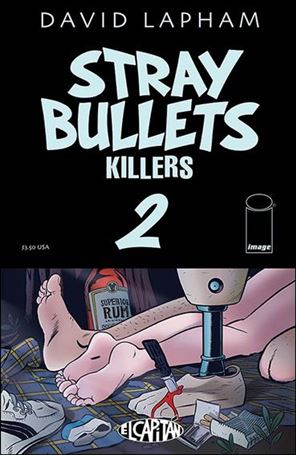 Stray Bullets: Killers 2-A