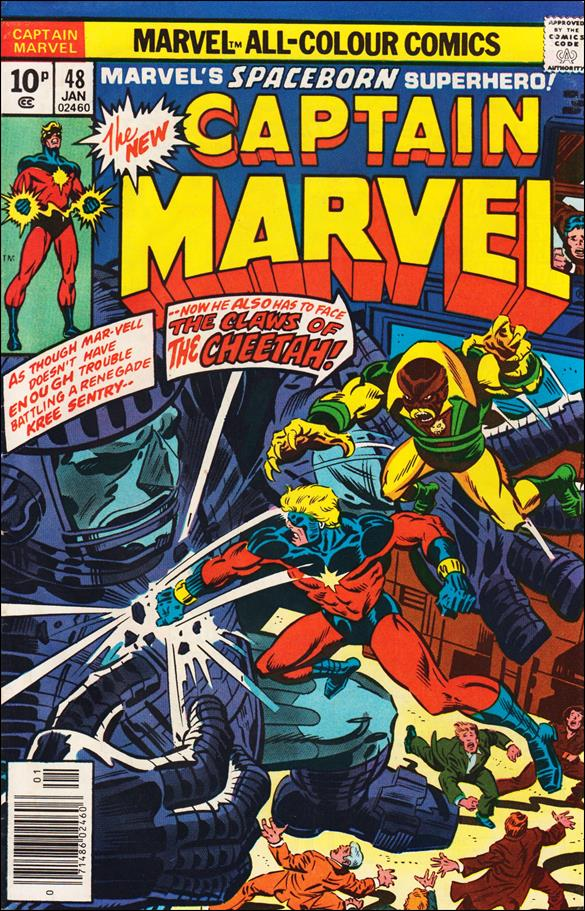 Captain Marvel (1968) 48-B by Marvel