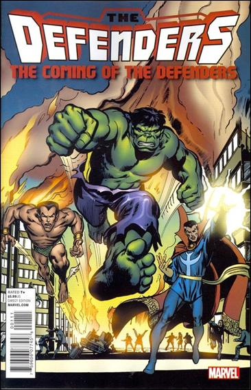 Defenders: The Coming of the Defenders nn-A by Marvel