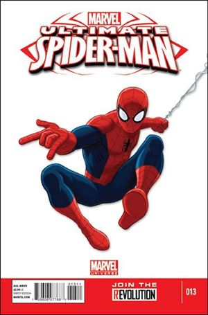 Ultimate Spider-Man (2012) 13-A