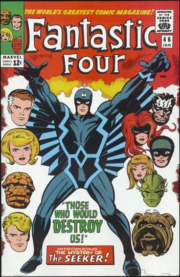 Fantastic Four (1961) 46-A by Marvel