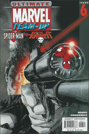 Ultimate Marvel Team-Up 6-A by Marvel