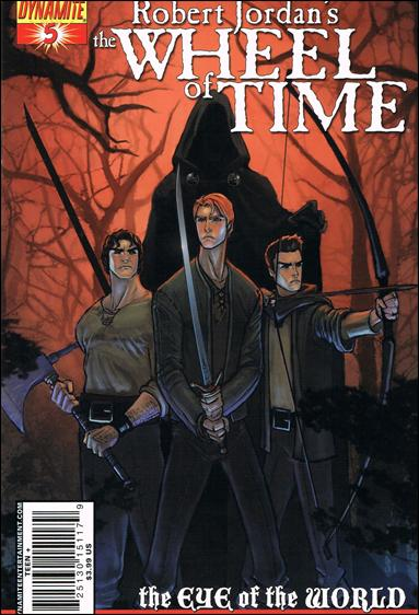 Robert Jordan's Wheel of Time: The Eye of the World (2010) 5-A by Dynamite Entertainment