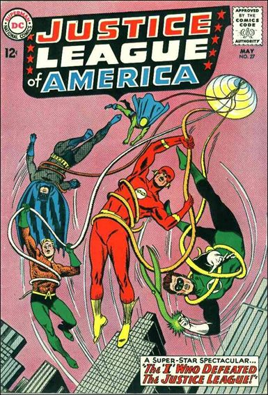 Justice League of America (1960) 27-A by DC