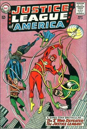 Justice League of America (1960) 27-A