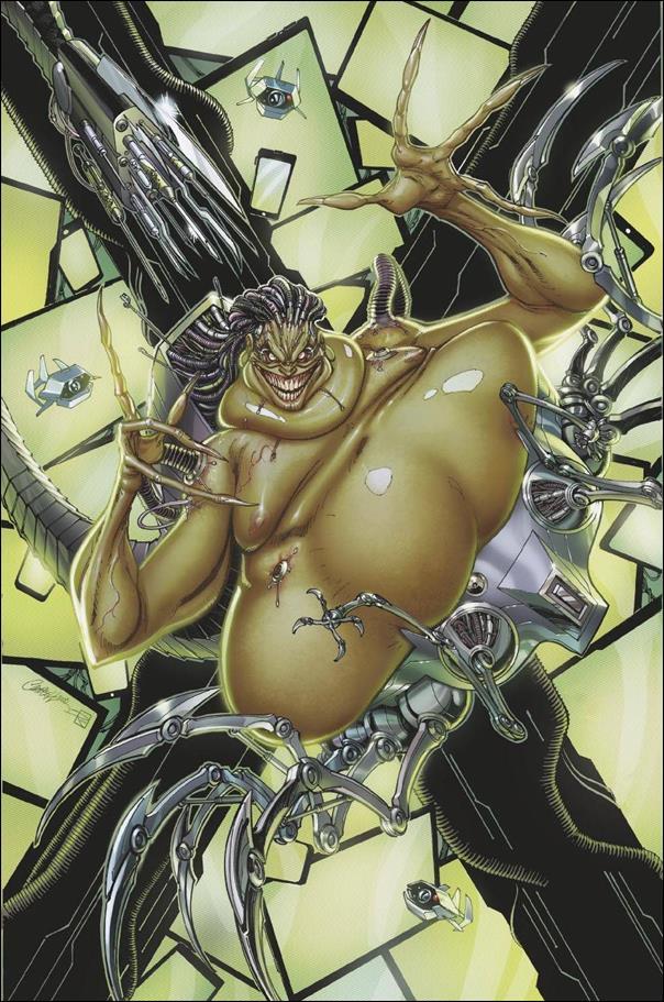 X-Men Black: Mojo 1-C by Marvel