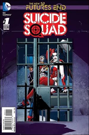New Suicide Squad: Futures End 1-A