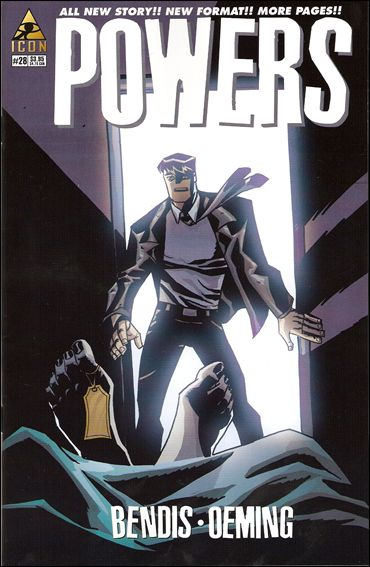 Powers (2004) 28-A by Icon