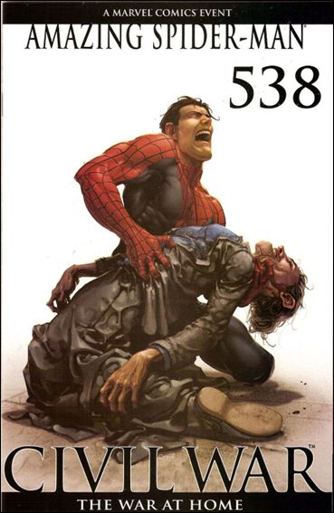 Amazing Spider-Man (1963) 538-B by Marvel