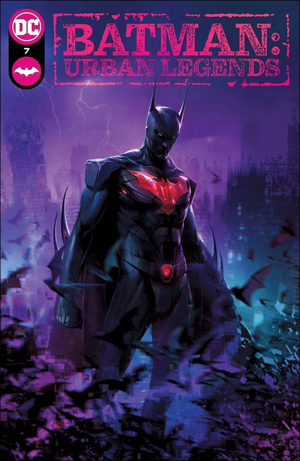 Batman: Urban Legends 7-A by DC