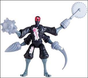 Teenage Mutant Ninja Turtles (2012) Robotic Foot Soldier (Loose)