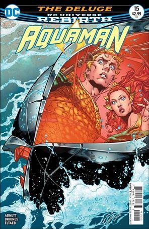 Aquaman (2016) 15-A