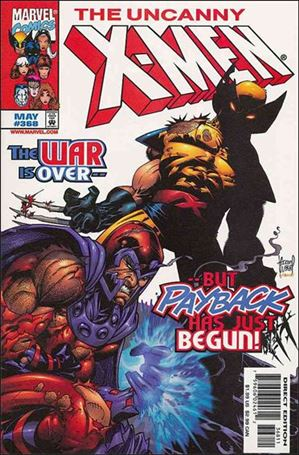 Uncanny X-Men (1981) 368-A