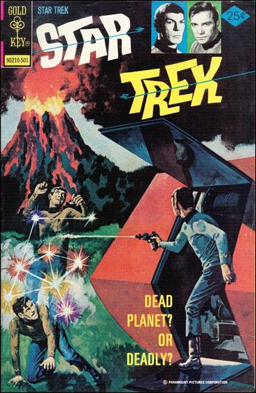 Star Trek (1967) 28-A by Gold Key