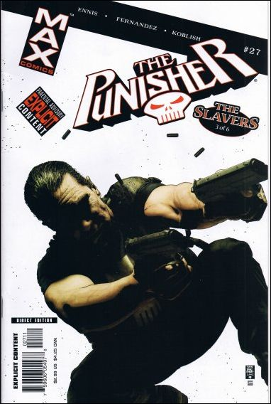 Punisher (2004) 27-A by Max