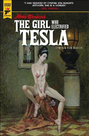 Minky Woodcock: The Girl Who Electrified Tesla 1-A
